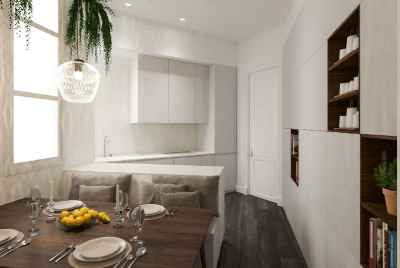 Bright apartment close to Passeig de Gracia in Barcelona